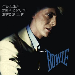 David Bowie 1983-08-28 Landover ,Washington DC ,Capital Center - Secret Fearful People - SQ 8,5