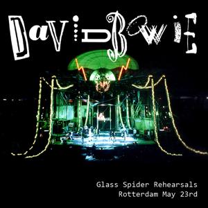 David Bowie 1987-05-23 Rotterdam ,Ahoy Hall , Rehearsals , SQ 7,5