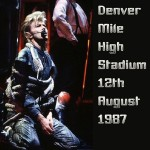 David Bowie 1987-08-12 Denver ,Mile Hight Stadium SQ -8