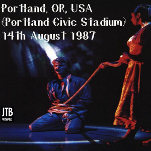 David Bowie 1987-08-14 Portland ,Civic Stadium SQ 7,5