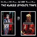 David Bowie 1987-08-22 Chicago , Rosemont Horizon SQ -8