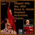 David Bowie 1987-09-06 Chapel Hill ,Dean Smith Centre - Chapel Hill 870906 - (RAW) - SQ -8