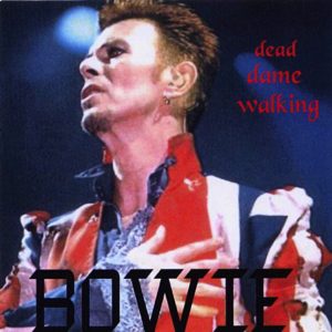 David Bowie 1997-07-02 Pistoia ,Piazza del Duomo - Dead Dame Walking - SQ 8+