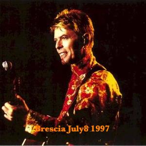 David Bowie 1997-07-08 Brescia ,Stadio Mario Rigamonti - SQ 8