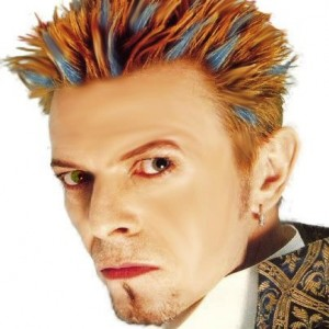 David Bowie 1997-07-13 Frauenfeld ,Out in the Green (off Master 100PCB) - SQ 8,+