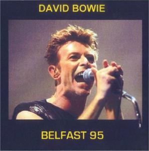 David Bowie 1995-12-05 Belfast ,King's Hall SQ 6,5