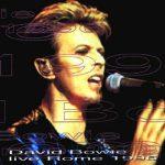 David Bowie 1996-07-09 Rome ,Live Link Festival ,Curva Sud Stadio Olimpico – Live Rome 1996 – (STEREO, FM Broadcast– Italian chatter included) - SQ 9