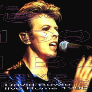 David Bowie 1996-07-09 Rome ,Live Link Festival Curva Sud Stadio Olimpico (STEREO , FM RaiRadio2 Broadcast) - SQ 8,5