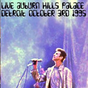 David Bowie 1995-10-03 Detroit ,The Palace of Auburn Hills (Blackout Archives) - SQ 7,5