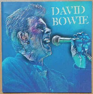 David Bowie 1995 Tour compilation - Ouvrez Le Chien - SQ 9