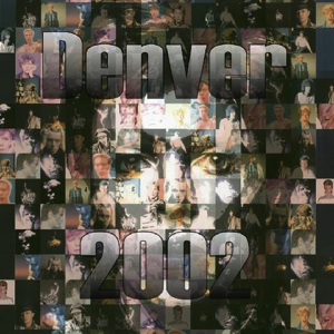 David Bowie 2002-08-10 Denver ,City Lights Pavilion Pepsi Centcer - Area 2 Denver - SQ -9
