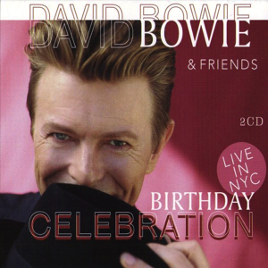 David Bowie 1997-01-09 New York ,Madison Square Garden - Birthday Celebration - SQ 9,5