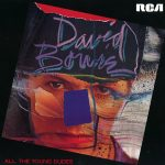 """David Bowie All The Young Dudes (1980 Floorshow Promo) - B side Bomber ,You didn't Hear It From Me - 7"""" Vinyl"""