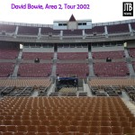 David Bowie 2002-08-02 Wantagh (NY) ,Jones Beach Amphitheatre – Jones Beach 2002-08-02 – (Area 2 Festival) – SQ 8,5