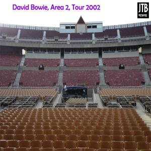 David Bowie 2002-08-02 Wantagh (NY) ,Jones Beach Amphitheatre - Jones Beach 2002-08-02 - (Area 2 Festival) - SQ 8,5