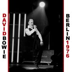 David Bowie 1976-04-10 Berlin ,Deutschlandhalle – Berlin 1976 – (Matrix Learm) – SQ 8