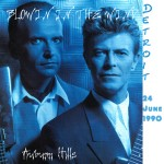 David Bowie 1990-06-24 Detroit ,Auburn Hills Place  – Blowing In The Wind – (RAW) – SQ 8