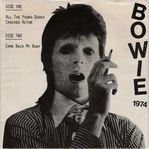 David Bowie 1974-09 Los Angeles ,Universal Amphitheatre - Bowie 1974 -