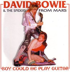 David Bowie Boy Could He Play Guitar - (Various Studio & Acetate Recordings 1971-1973) - SQ 8-9