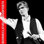David Bowie 1976-02-28 Cleveland ,Public Auditorium – Bowie Cleveland 26 feb 76 – SQ 8