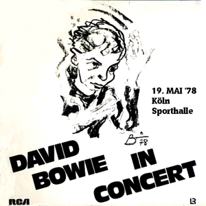 David Bowie 1978-05-19 Cologne ,Kölner Sporthalle (remaster Learm) - SQ 8+