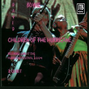 David Bowie 2004-06-25 Scheeßel ,Eichenring - Children Of The Hurricane Festival - (Hurricane Festival ) - SQ 8+
