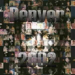 David Bowie 2002-08-10 Denver ,Pepsi Center - SQ 9