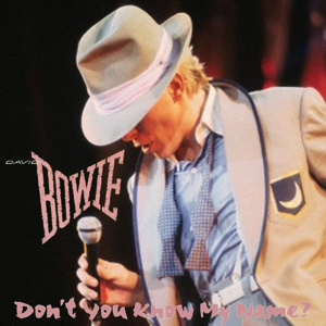 David Bowie 1983-07-13 Montreal ,MontralForum - Don't you know my name? - SQ -9