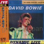 David Bowie Dynamic Live (BBC Sessions 1969-1972 & Santa Monica 1972-10-20) - SQ 8,5