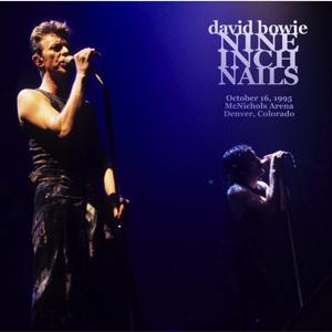 David Bowie 1995-10-16 Denver ,McNichols Sports Arena Colorado (DAT clone Interplay) - SQ 8,5