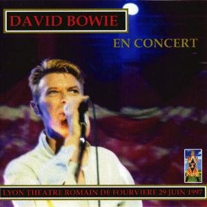 David Bowie 1997-07-29 Lyon ,Theatre Antique de Fourvière - En Concert - SQ 8