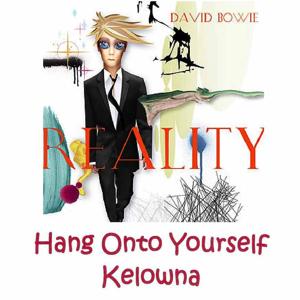 David Bowie 2004-04-11 Kelowna ,Prospera Place - Hang Onto Yourself Kelowna - SQ 8