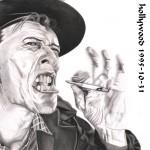 David Bowie 1995-10-31 Hollywood ,Hollywood Palladium – SQ 8