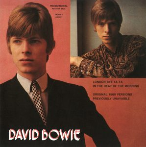 David Bowie London By Ta Ta (1968)