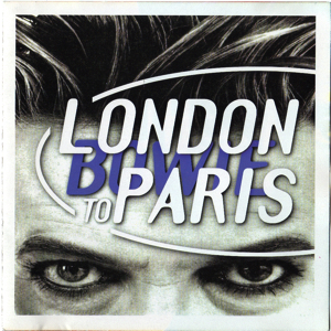 David Bowie 1995-11-17 London & Paris ,Taratata Show 10-12-1995 - London To Paris - SQ 9,5
