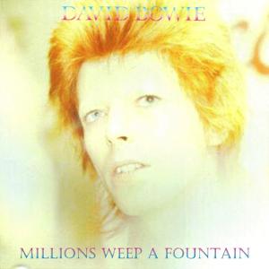 David Bowie 1973-04-08 Tokyo ,Shinjuku Kosei Nenkin Kaikan - Millions Weep A Fountain - SQ 7+