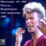 David Bowie 1987-09-10 Milwaukee ,Marcus Ampitheatre - SQ 7