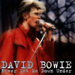 David Bowie 1987-11-03 Sydney ,Entertainment Centre – Never Let Me Down Under – (Soundboard) – SQ -9