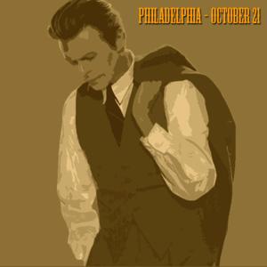 David Bowie 2002-10-21 Philadelphia (Upper Darby) ,Tower Theatre - SQ 8,5