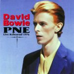 David Bowie 1976-02-02 Vancouver ,Pacific National Exhibition Coliseum – PNE Live Rehearsal 1976 – SQ -9