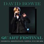 David Bowie 2002-07-03 Kristiansand ,Quart Festival – Quart Festival – SQ 8+