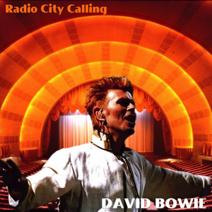 David Bowie 1997-10-15 New York ,Radio City Music Hall - Radio City Calling - SQ 9