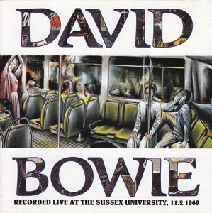 1969-02-22 London ,Clairville Grove - Recorded Live At The Sussex University - SQ -9