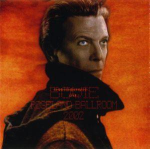 David Bowie 2002-06-11 New York ,Roseland Ballroom - Roseland Ballroom 2002 - SQ 8,5