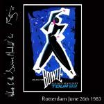 David Bowie 1983-06-26 Rotterdam ,Stadium Feyenoord De Kuip -SQ -8