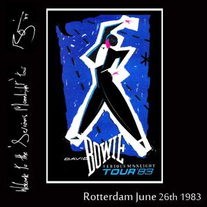 David Bowie 1983-06-26 Rotterdam ,Stadion Feyenoord, SQ -8
