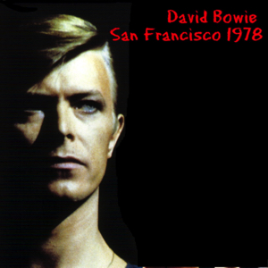 David Bowie 1978-04-05 Oakland ,Coliseum Arena - San Francisco 1978 - SQ -8