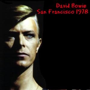 David Bowie 1978-04-05 Oakland ,Coliseum Arena - San Francisco 1978 - SQ -8