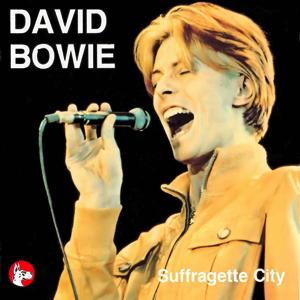 David Bowie 1976-03-23 New York ,Uniondale ,The Nassau Coliseum - Suffragette City - SQ -9