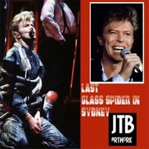 David Bowie 1987-11-14 Sydney ,Entertaiment Centre - Last Glass Spider In Sydney (RAW) - SQ 8